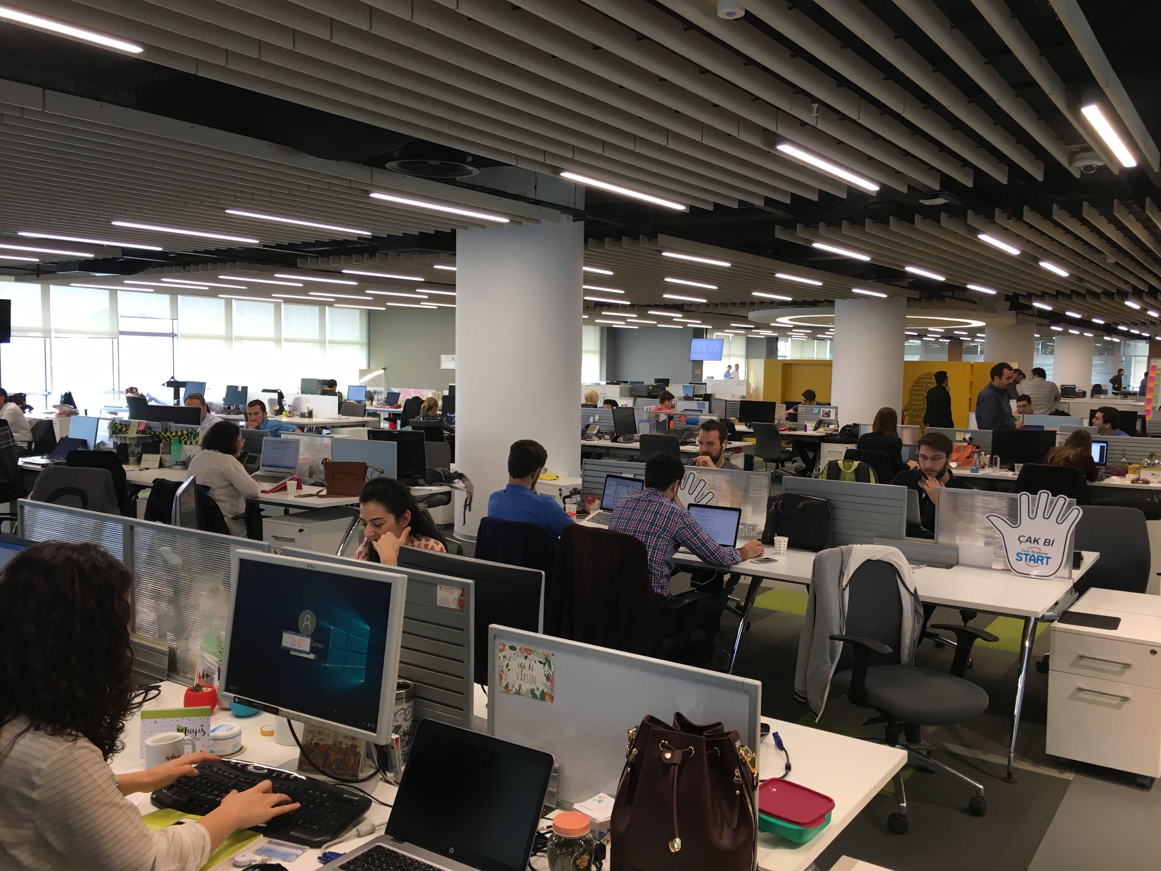 Türk Telekom Grup Teknoloji Merkezi İşi A4