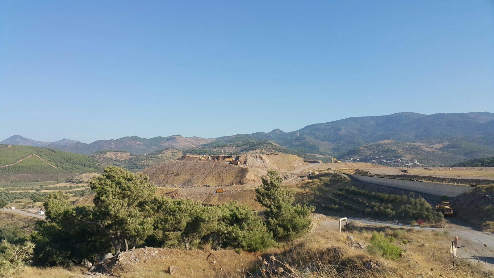 Ovacık Altın Madeni Membran Yapım İşi